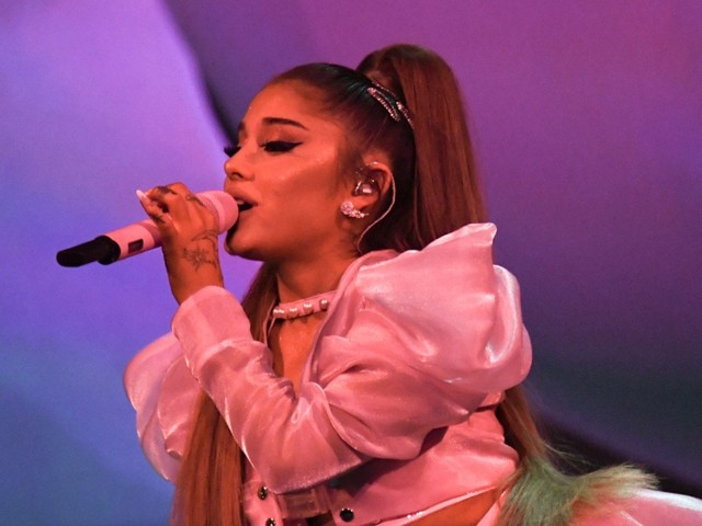 Ariana Grande Teases New Song & Album Title