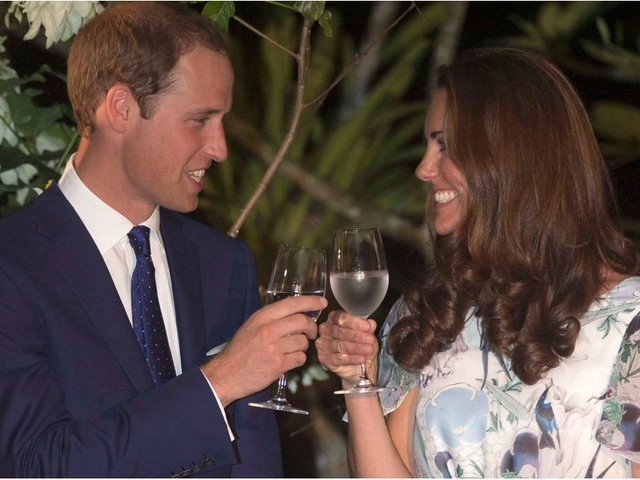 What Do the Royals Do For New Year's Eve?