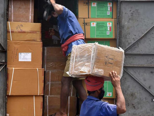E-commerce, logistics firms bring back blue-collar jobs as companies prepare for festive season