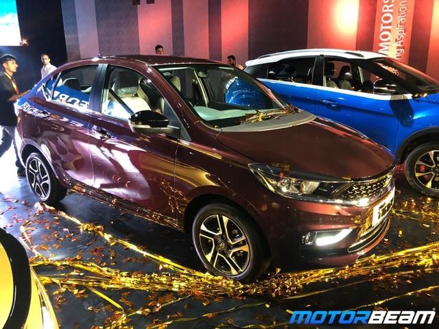Tata Tigor Facelift Launched, Gets 4 Star NCAP Rating [Video]