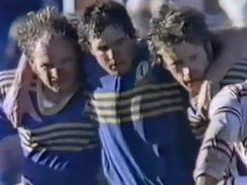 Here we go again! The classic Tooheys ad that captured footy's fiercest rivalry