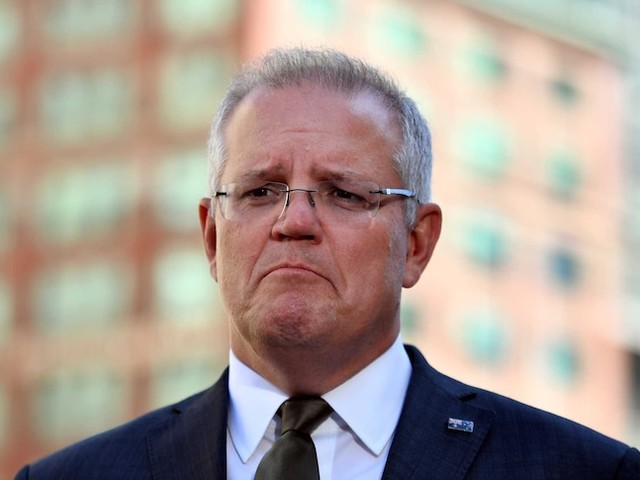 Morrison waiting for call with French President as ambassadors return to US
