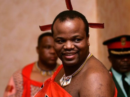 Swaziland King changes country's name overnight