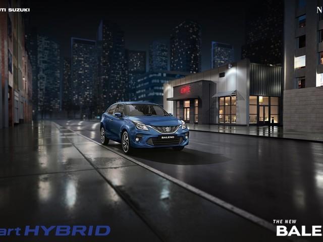 Maruti Suzuki Smart Hybrid Technology Now In The New Baleno By NEXA