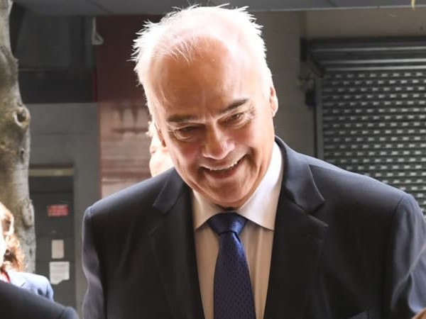 Businessman Peter Gregg found guilty of falsifying records