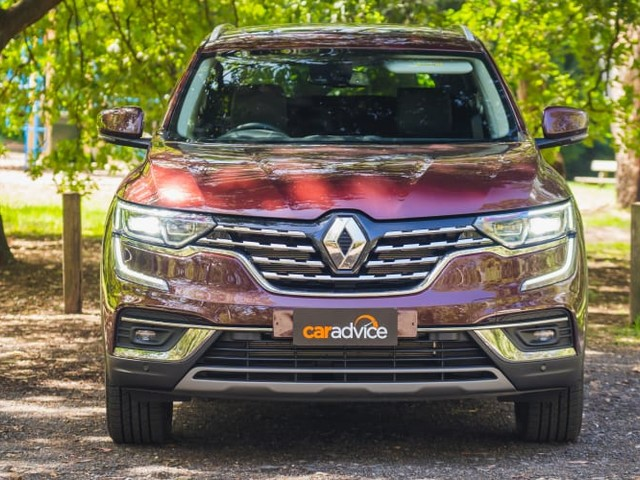 2020 Renault Koleos Intens 4x4 review