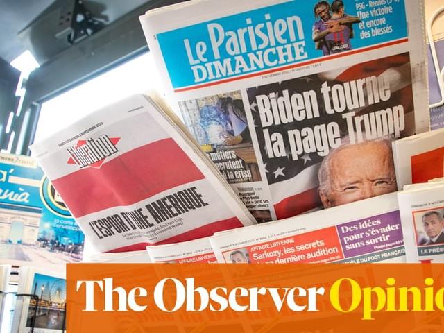 For the sake of democracy, social media giants must pay newspapers | John Naughton