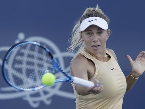 Tennis star's tragic US Open exit