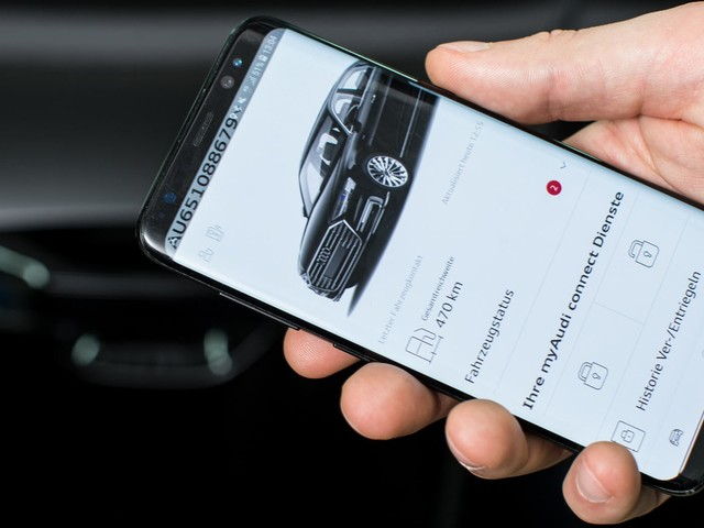 Automakers And Tech Firms Team Up To Take Digital Keys Mainstream