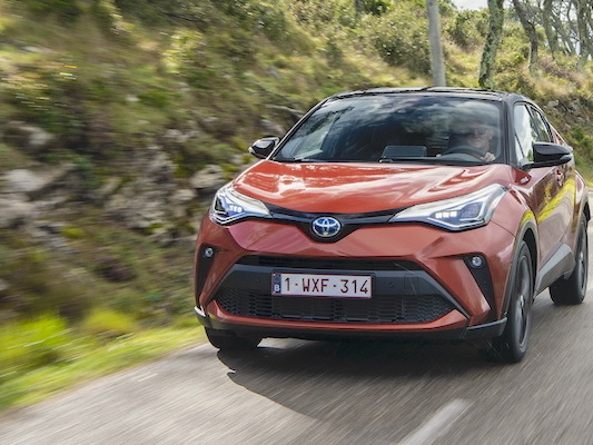 Greece August 2021: Toyota monopolises podium with Yaris, C-HR and Aygo, market off -9.6%