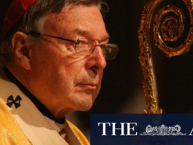 Cardinal George Pell returns to Rome for first time since acquittal