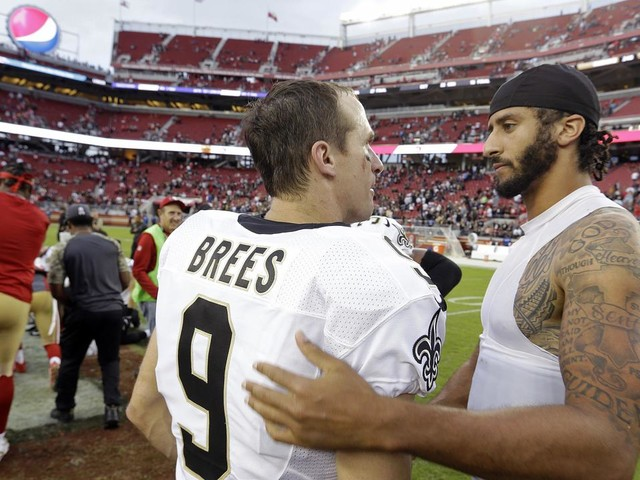'F**k Drew Brees': QB's legacy could be forever ruined