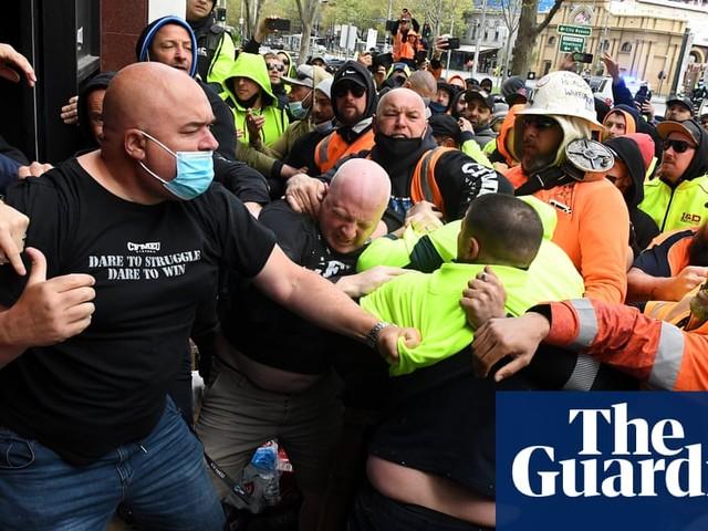 Morning mail: Victoria's construction shutdown, Aukus fallout, fixing fashion