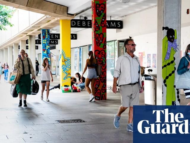 Cardiff street art celebrating diversity washed away by mistake