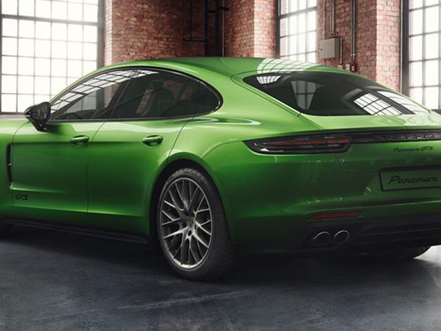 Porsche Exclusive Panamera In Mamba Green Is A Bit Too Flashy For Us