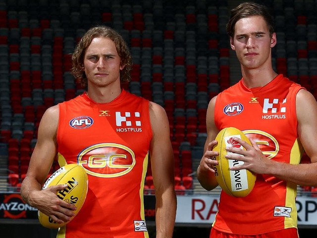 AFL trade news 2018: Carlton reportedly showing strong interest in Sun Jack Scrimshaw