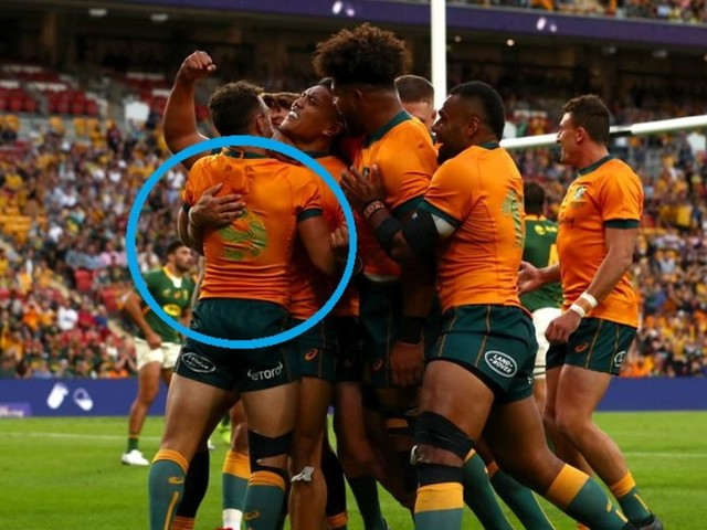 'Surely someone should have checked': Wallabies' unfortunate jersey fail
