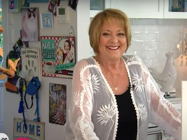 Denise Drysdale on the mend after nerve disorder