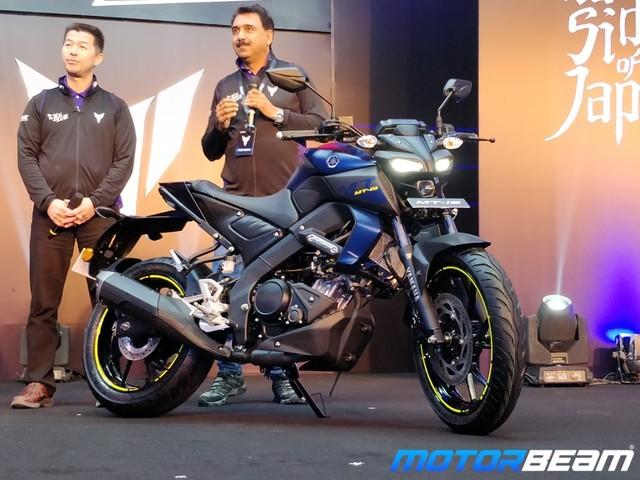 Yamaha MT-15 vs KTM Duke 125 – Spec Comparison