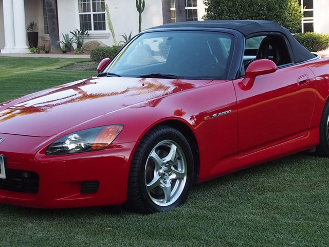 One Owner 2000 Honda S2000 Is A Modern Classic With A Fresh Engine
