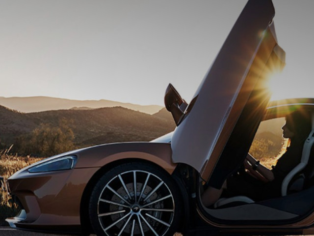 McLaren GT: A Legend Reinvigorated.