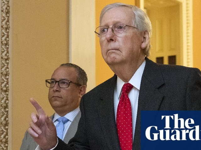 Impeachment trial against Trump begins: the key moments of day one – video
