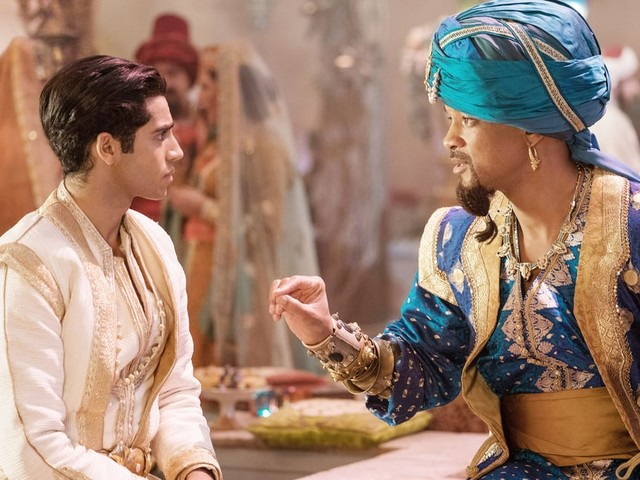 Aladdin Doesn't Have a Postcredits Scene, but You Should Stay Put For This Fun Reason
