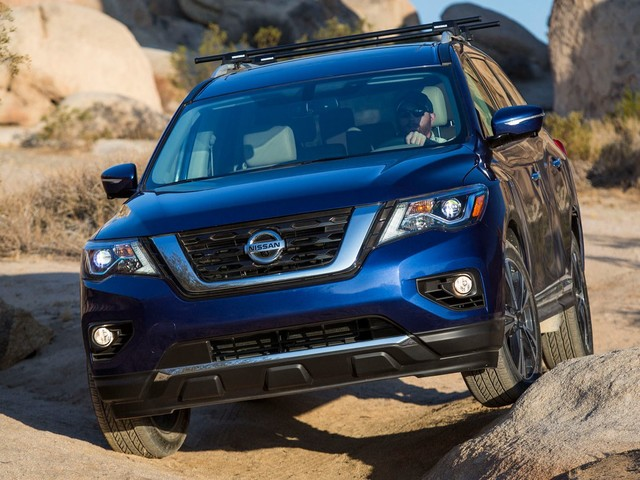 Nissan Recalls More Than 215,000 Sedans And SUVs Over Brake Fluid-Related Fire Risk