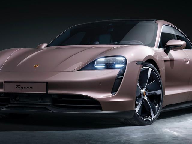 Porsche Bringing Entry-Level Taycan Stateside, Starts Under $80,000
