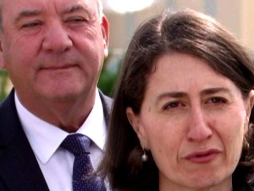 Liberals thinking this is their 'big chance' to roll Berejiklian shot down