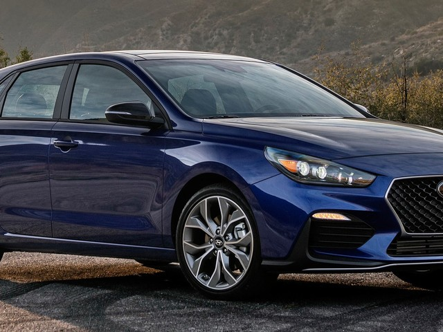 New Hyundai Elantra GT N Line Is The Closest You'll Get To An i30N In The USA