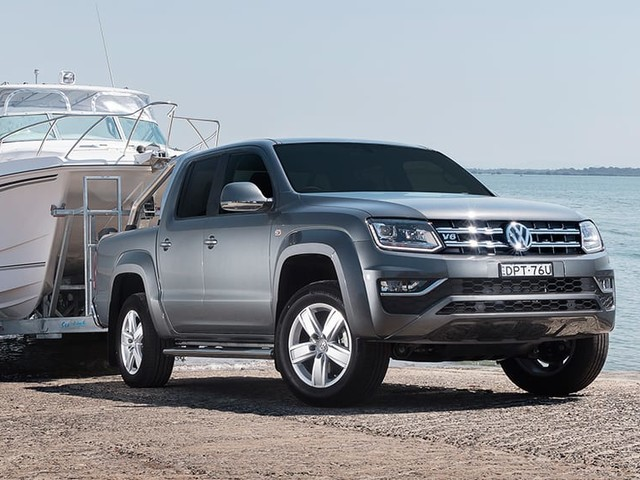 New Volkswagen Amarok TDI580 Highline 2021 detailed: More powerful V6 set for most popular dual-cab ute