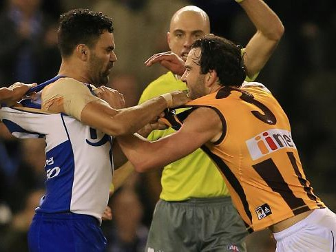 Scott's foot in mouth hurts Roos