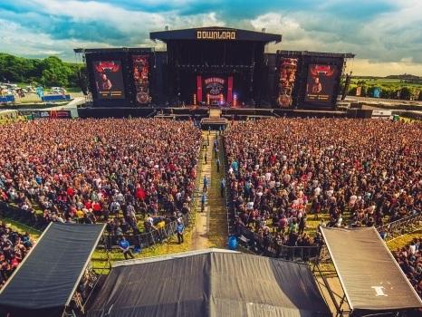 Download Festival announces 2019 dates and venues