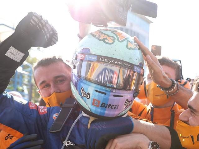 Daniel Ricciardo's McLaren boss delivers Dutch reality check