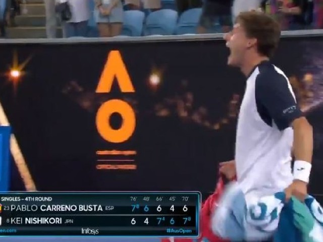 Australian Open 2019: Kei Nishikori defeats Pablo Carreno Busta in 5 hour, 5 minute epic ending in controversy