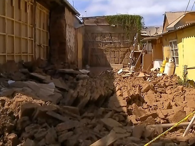 Two die from heart attacks suffered during earthquake in Chile