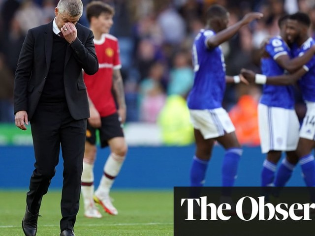 Solskjær cannot continue to survive on goodwill and fond memories | Jonathan Wilson