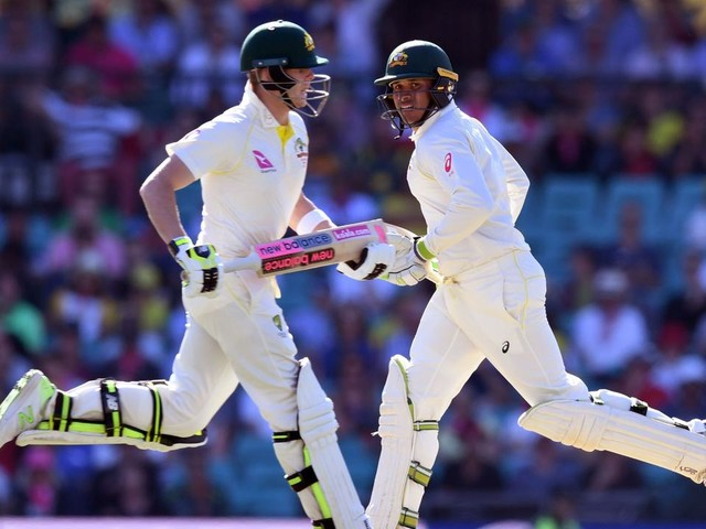 'If he wants to, he should': Khawaja calls for Smith to captain Australia again