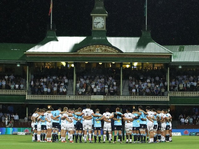 Live Super Rugby: Waratahs v Crusaders in emotional encounter at SCG