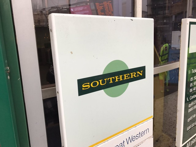 Warning of disruption on Southern after timetable changes