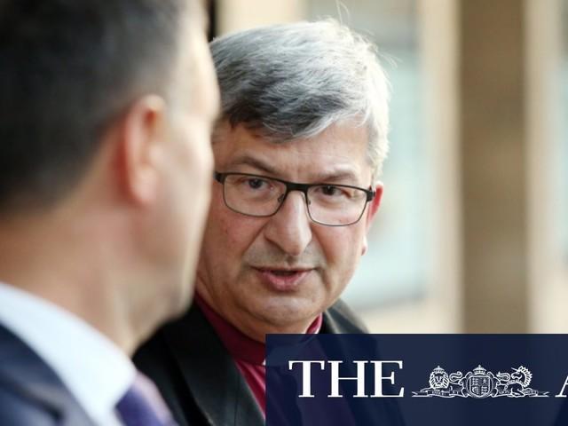 Former Perth Archbishop a no-show at conduct hearing