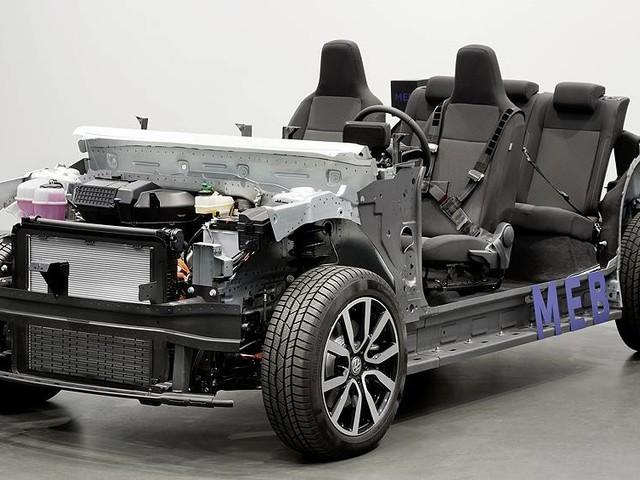 Volkswagen Australia EV roll-out imminent