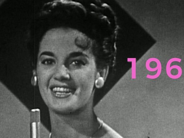 Rewind Nina Raye 1960