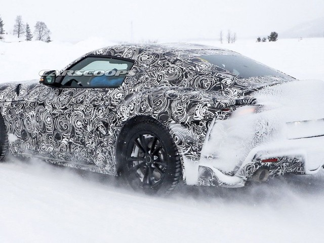 Toyota Confirms The Reborn Supra Will Use A BMW-Sourced Engine
