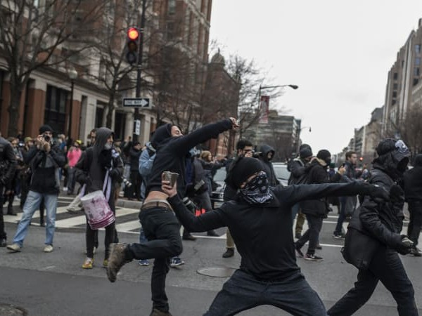 Criminalising protest in the USA: the story of the J20 trial