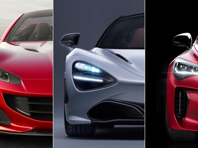 Ferrari Portofino, McLaren 720S, Kia Stinger Earn Top Marks For Design In Red Dot Awards