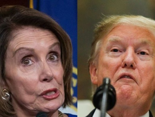 Pelosi and Trump started the week on bad terms, and it got worse from there