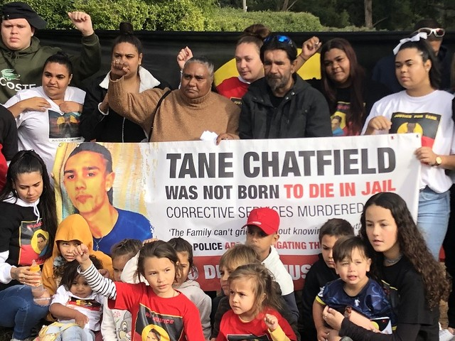 Tane Chatfield's family: 'We deserve justice'