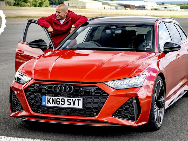 Chris Harris Finds The 2020 RS6 Avant An Audi That Puts A Huge Smile On Your Face